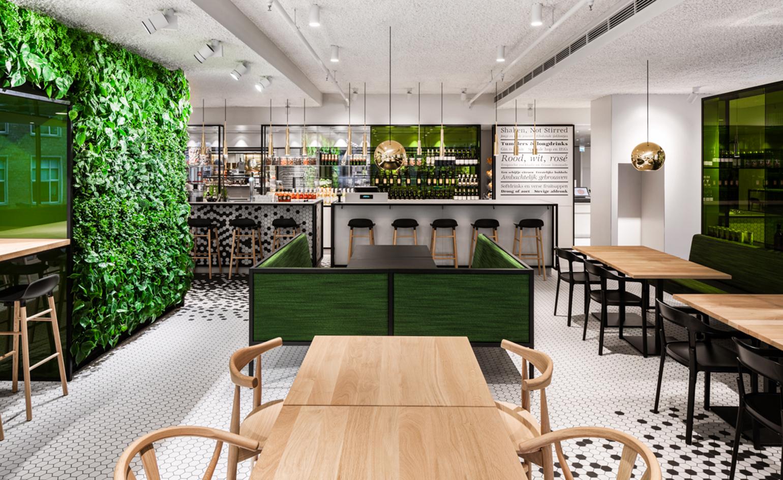 Nowa restauracja dla De Bijenkorf