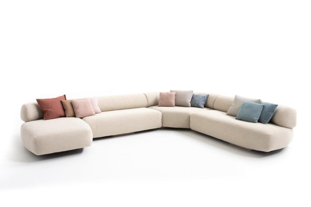 I-made sofa urquiola